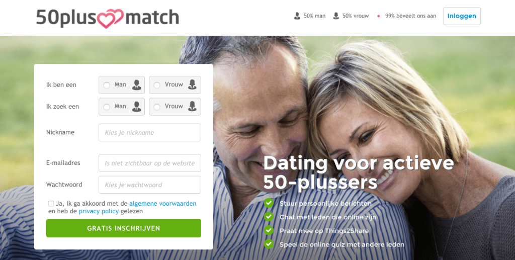 dating sites gratis geen Pay